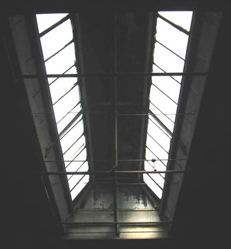 Interior Skylights For Pittsburgh Warehouse